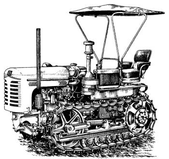 Трактор ДТ-20В