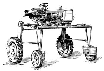 Трактор Т-25К