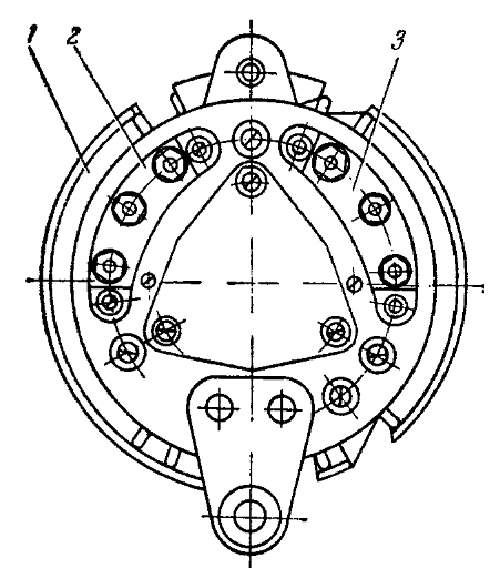 Клеммы генератора Г304-Б1