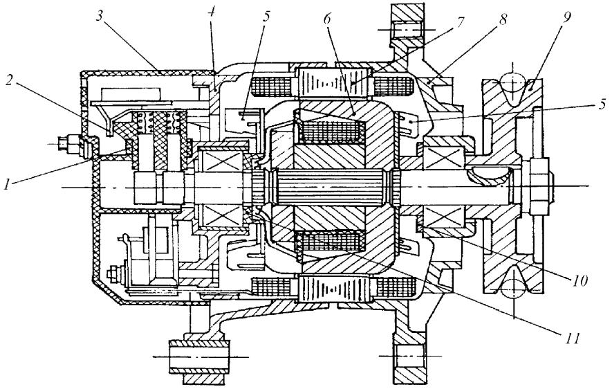 Конструкция компакт-генератора