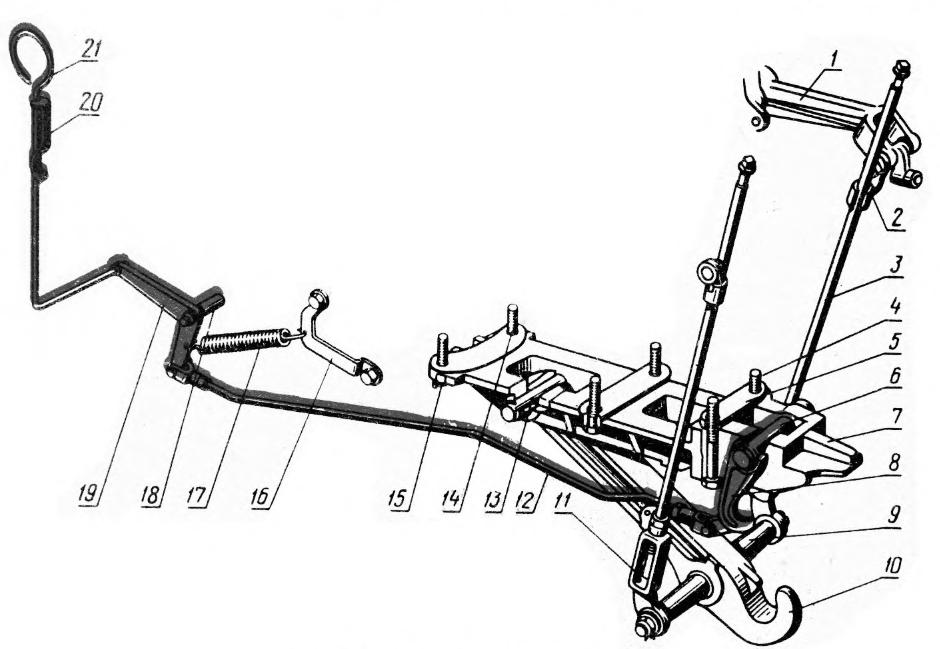Гидрофицированный крюк