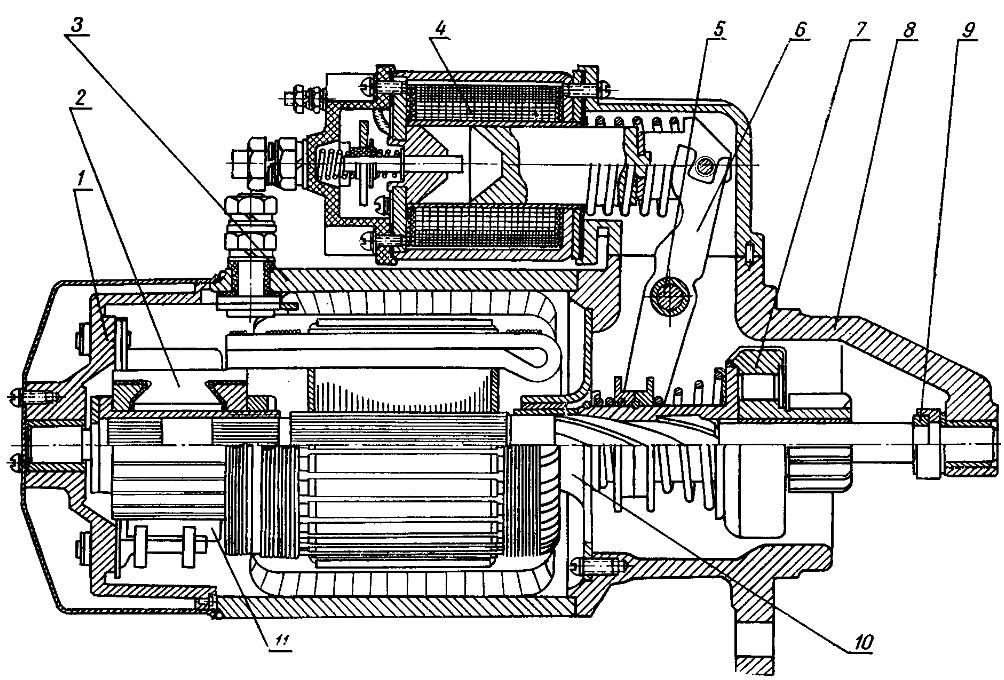 Стартер СТ-212А
